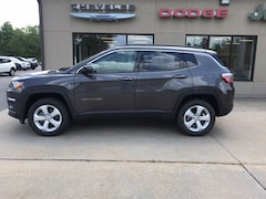 New 2019 Jeep Compass LATITUDE 4X4 Sport Utility for sale in Clearfield, PA