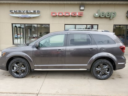 New 2019 Dodge Journey Crossroad Awd For Sale