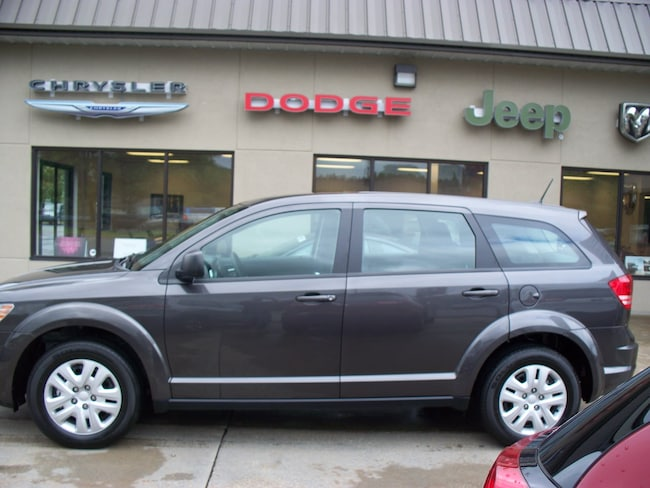 Used 2014 Dodge Journey SE SUV for sale in Clearfield, PA