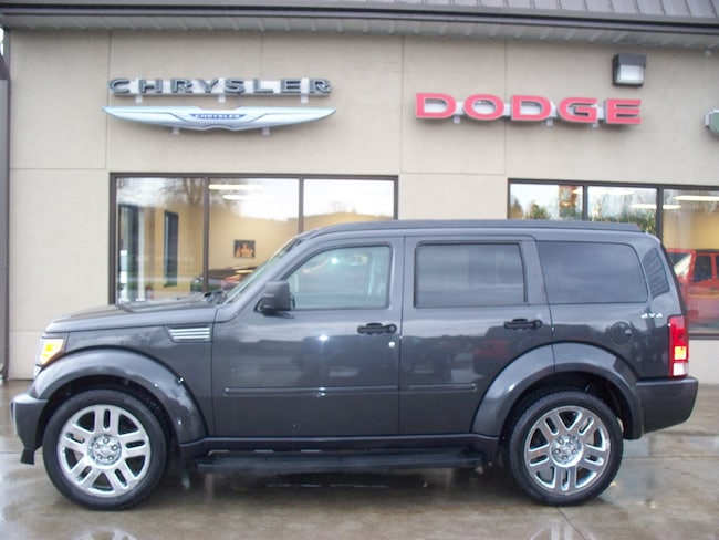 Used 2010 Dodge Nitro Heat SUV for sale in Clearfield, PA
