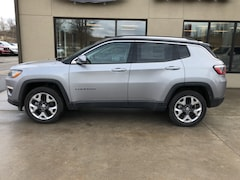 New 2018 Jeep Compass LIMITED 4X4 Sport Utility for sale in Clearfield, PA