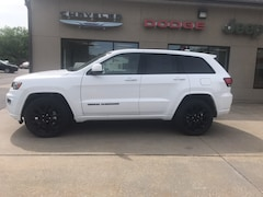 New 2019 Jeep Grand Cherokee ALTITUDE 4X4 Sport Utility for sale in Clearfield, PA