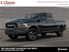 2020 Ram 1500 Classic WARLOCK QUAD CAB 4X4 6'4 BOX Quad Cab