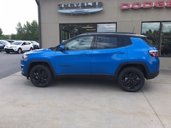 New 2019 Jeep Compass ALTITUDE 4X4 Sport Utility for sale in Clearfield, PA