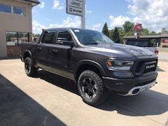 New 2019 Ram All-New 1500 REBEL CREW CAB 4X4 5'7 BOX Crew Cab for sale in Clearfield, PA
