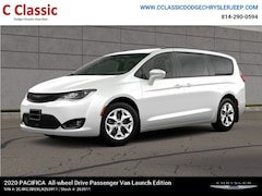 New 2020 Chrysler Pacifica AWD LAUNCH EDITION Passenger Van for Sale Near St. Marys PA