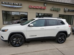New 2019 Jeep Cherokee ALTITUDE 4X4 Sport Utility for sale in Clearfield, PA