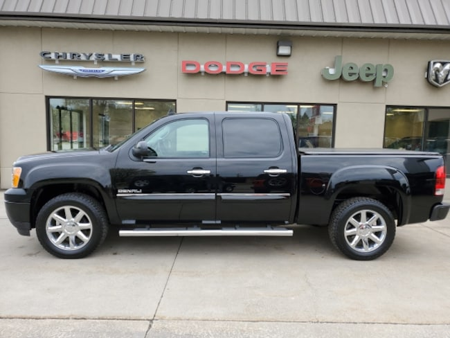Used 2013 GMC Sierra 1500 Denali AWD Truck Crew Cab for sale in Clearfield, PA