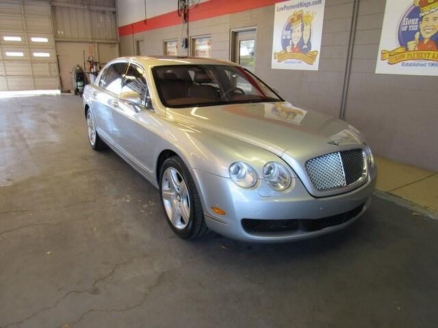 2006 Bentley Continental Flying Spur Base Sedan