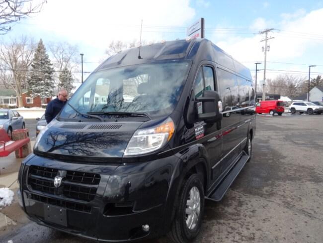 2015 Ram Royal Conversion 3500 Executive 9 Passenger with Folding Bed Van