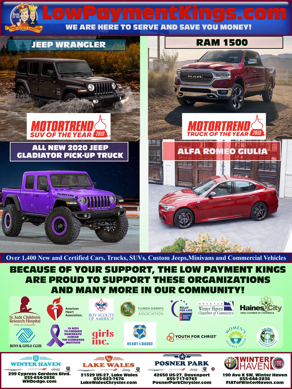 Posner Park Dodge >> Posner Park CDJR | Current Print Ads | Posner Park Chrysler Dodge Jeep Ram Fiat