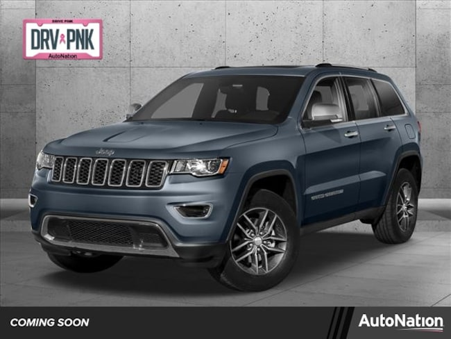 2021 Jeep Grand Cherokee Limited X SUV