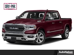 2020 Ram 1500 LIMITED CREW CAB 4X4 5'7 BOX Truck Crew Cab