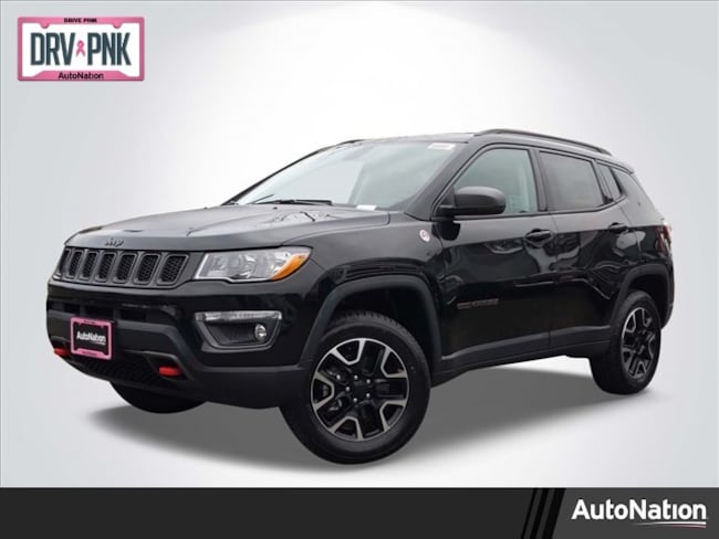 2020 Jeep Compass TRAILHAWK 4X4 SUV
