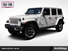 2019 Jeep Wrangler Sahara 4x4 SUV