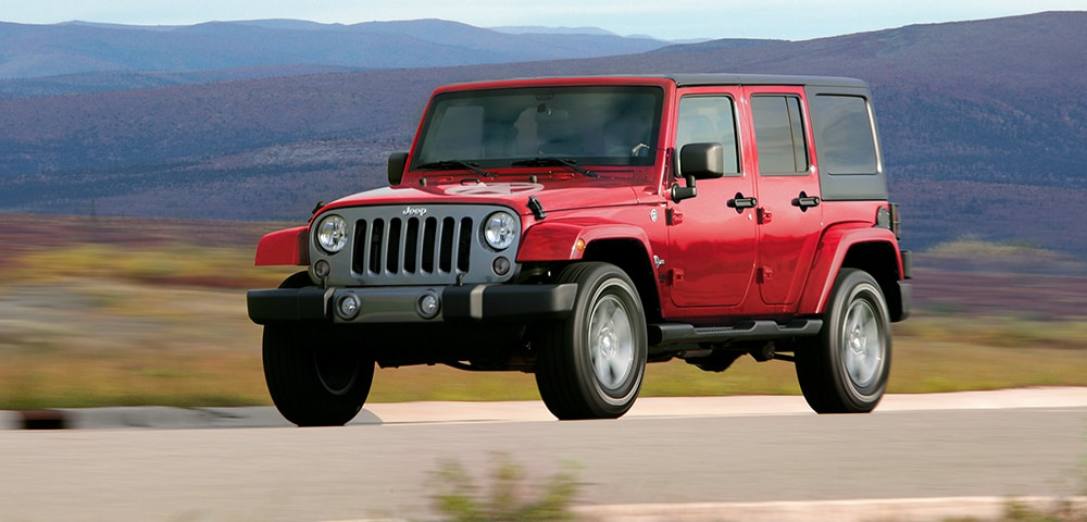 Used 2015 Jeep Wrangler Unlimited For Sale In Dallas