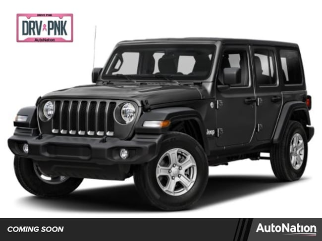 2021 Jeep Wrangler Sahara High Altitude SUV