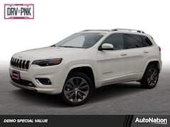 2019 Jeep Cherokee Overland 4x4 SUV