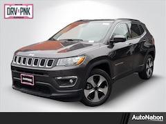 2020 Jeep Compass LATITUDE 4X4 SUV