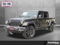 2021 Jeep Gladiator WILLYS 4X4 Truck Crew Cab