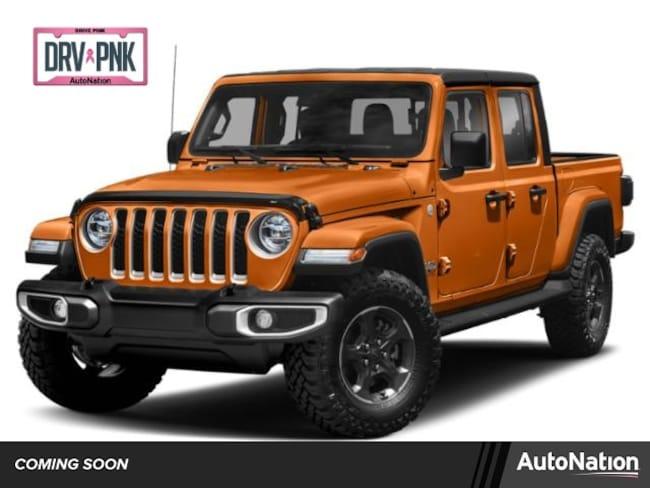 2020 Jeep Gladiator Rubicon Truck Crew Cab