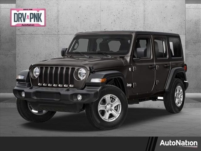 2021 Jeep Wrangler UNLIMITED WILLYS 4X4 SUV