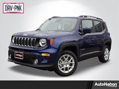 2020 Jeep Renegade LATITUDE 4X4 SUV