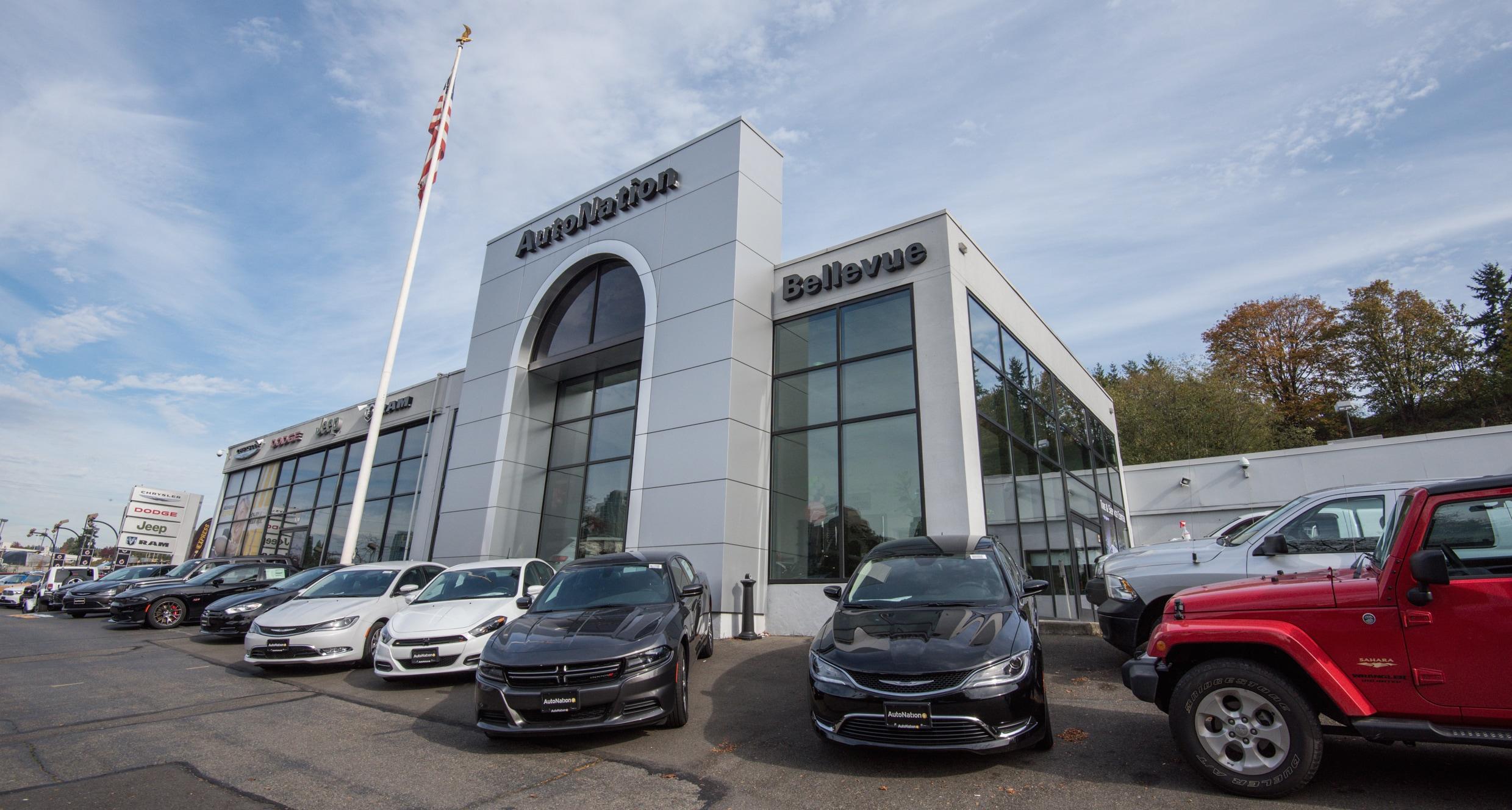Autonation Jeep Dodge Ram >> About Autonation Chrysler Dodge Jeep Ram Bellevue Bellevue Wa