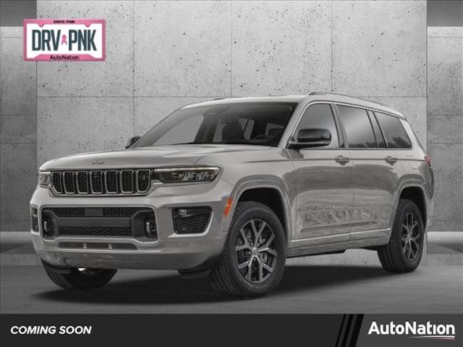 2021 Jeep Grand Cherokee L Limited SUV