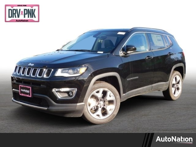 New 2019 Jeep Compass Limited 4x4 For Sale In Bellevue