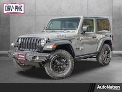 2021 Jeep Wrangler WILLYS SPORT 4X4 SUV