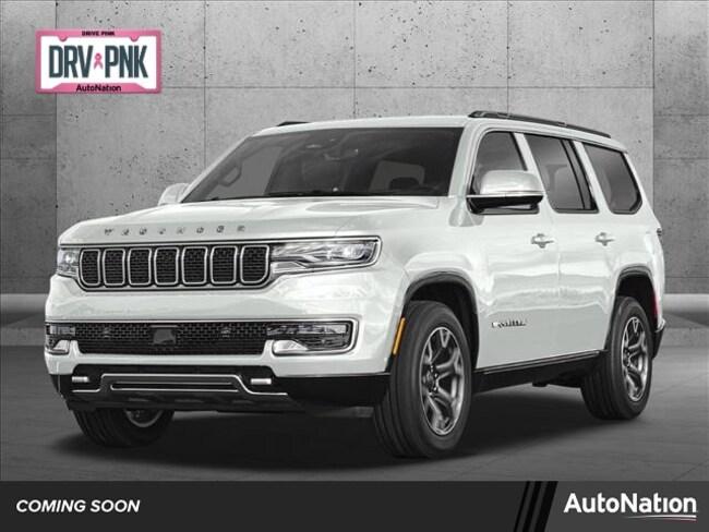 2022 Jeep Wagoneer Series II SUV