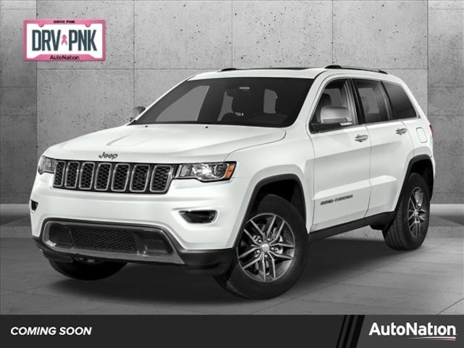 2021 Jeep Grand Cherokee Limited X SUV