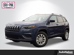 2020 Jeep Cherokee LATITUDE 4X4 SUV