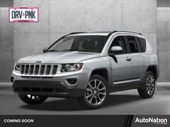 2022 Jeep Compass LATITUDE 4X4 SUV