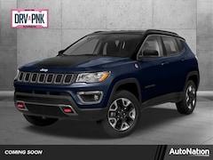 2021 Jeep Compass TRAILHAWK 4X4 SUV