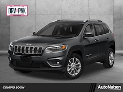 2021 Jeep Cherokee Latitude Lux SUV