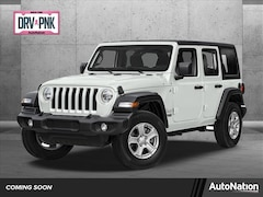 2021 Jeep Wrangler Unlimited Willys Sport SUV