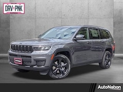 2021 Jeep Grand Cherokee L ALTITUDE 4X4 SUV