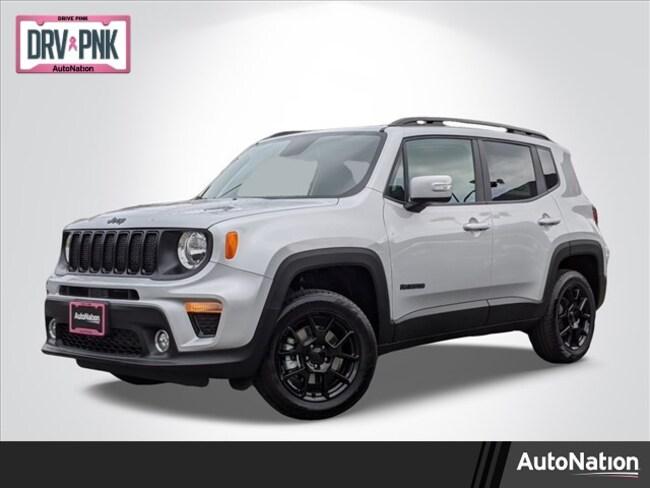 2020 Jeep Renegade ALTITUDE 4X4 SUV