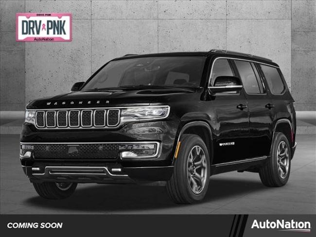 2022 Jeep Wagoneer Series III SUV