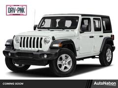 2021 Jeep Wrangler Freedom SUV