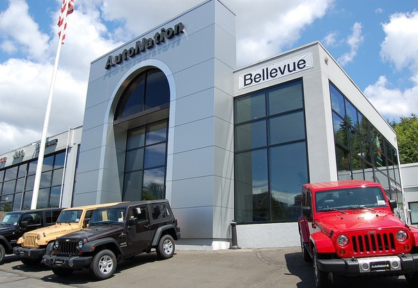 Autonation Chrysler Dodge Jeep Ram South West