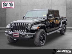 2021 Jeep Gladiator HIGH ALTITUDE 4X4 Crew Cab
