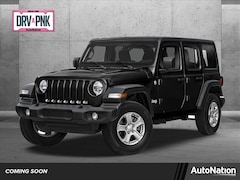 2021 Jeep Wrangler UNLIMITED WILLYS SPORT 4X4 SUV