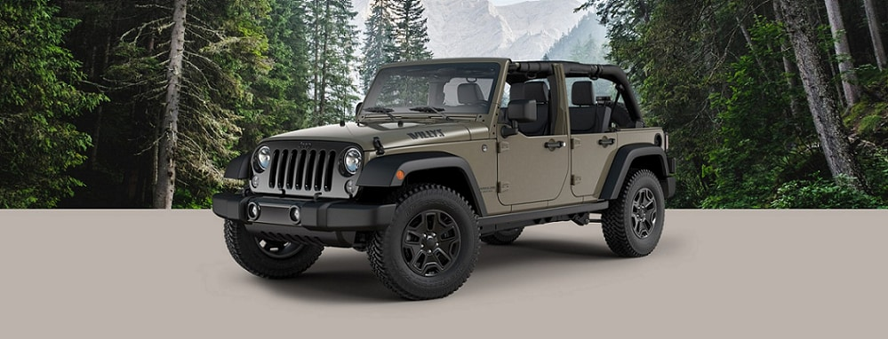 Jeep Wrangler Colors >> 2017 Jeep Wrangler Colors Autonation Chrysler Dodge Jeep Ram