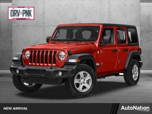 2021 Jeep Wrangler UNLIMITED FREEDOM 4X4 Sport Utility