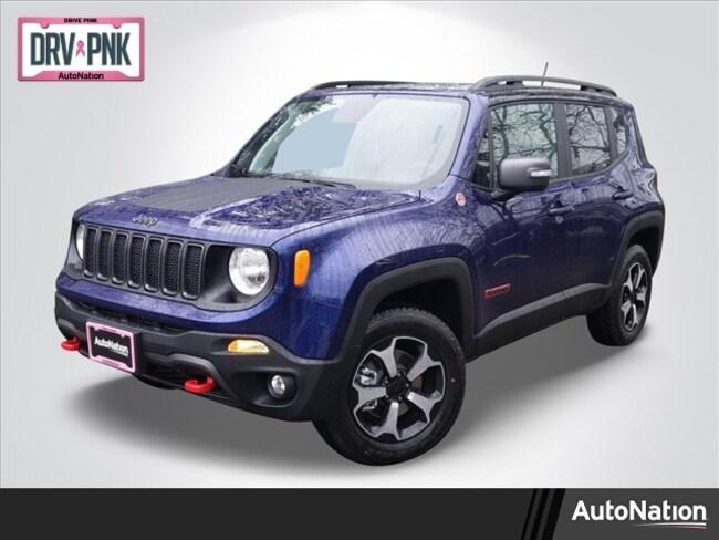 2020 Jeep Renegade Trailhawk 4x4 SUV