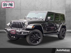 2021 Jeep Wrangler UNLIMITED HIGH ALTITUDE 4X4 SUV