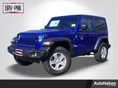 2020 Jeep Wrangler SPORT S 4X4 SUV
